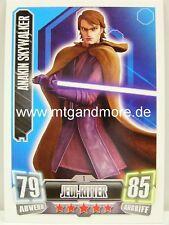 Force Attax Serie 2 Anakin Skywalker #001
