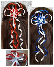 Haarklammer Kommunion Hochzeit Rosen Blumenmädchen Kopfschmuck Haarspange Fest