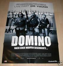 Filmposter A1 Neu Domino - Keira Knightley - Tony Scott