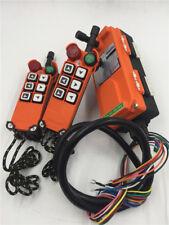 F21-E1 Industrial Wireless Universal Radio Remote Control for Overhead Crane AC