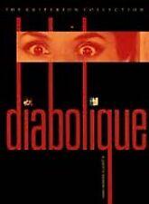 Diabolique (The Criterion Collection) DVD, Simone Signoret, Véra Clouzot, Paul M