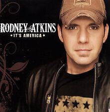 Rodney Atkins: It's America  Audio CD