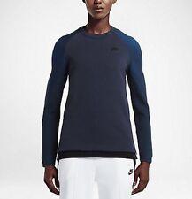 Nike WOMEN'S SPORTSWEAR Tech Fleece Crew Felpa Taglia 809537 451