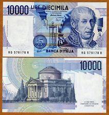 Italy, 10000 (10,000) Lire, 1984, P-112 (112c), Last pre-Euro, UNC
