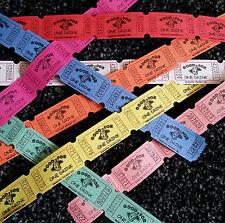 Bebida tokens, entradas, vales, Elige Tu Color, Boda Favores, prueba premio