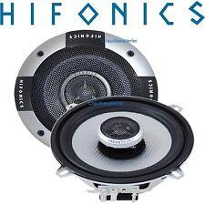 Hifonics hfi-52 high-end 130mm 2 vie cavo coassiale 120 Watt Altoparlanti con griglia