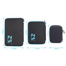 S/M/L Shockproof Travel Carry Storage Bag Case Fr GoPro Hero Camera 5 4 3+ 7 2 6