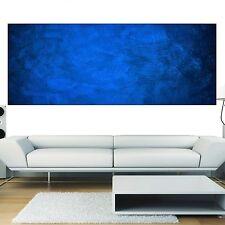 Papier peint panoramique fond bleu 3642 Art déco Stickers