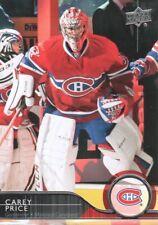 2014-15 Upper Deck Hockey #100 Carey Price Montreal Canadiens
