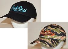 Oakley Country Club Hat / Cap Adjustable Strapback Black or Tiger Camo 912218