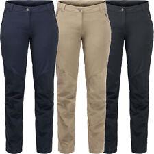 Jack Wolfskin Womens/Ladies Drake Flex Pants Softshell Trousers