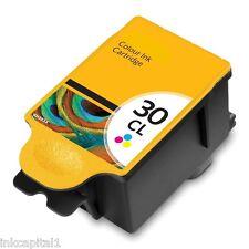 2 x Colour Series 30 Ink Cartridges Non-OEM Alternative For Kodak Printers