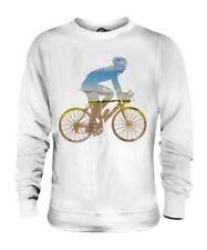 Route Cycliste Unisexe Pull Cadeau Bicyclette Extérieurs