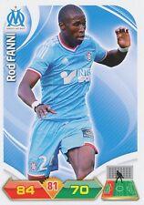 ROD FANNI MARSEILLE OM TRADING CARDS ADRENALYN PANINI FOOT 2013