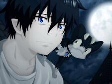 Blue Exorcist Rin Okumura Ao no Anime Manga HUGE GIANT PRINT POSTER