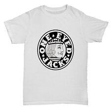 8574ca04 ONE EYED JACKS TWIN PEAKS INSPIRED RR DINER BLACK LODGE 90S MOVIE FILM T  Shirt