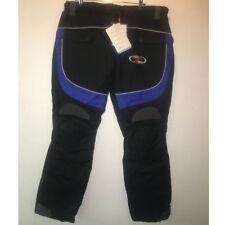 RK Deportivo 506 NIÑOS AJUSTABLE NEGRO AZUL MOTO pantalones