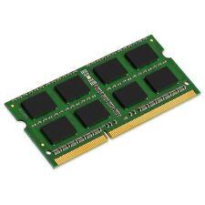 Kingston 8 GB 1600 MHz DDR3 PC3-12800/PC-12800 (204 Pines) SO-DIMM de memoria de 1.35 V