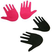 1 Paar Nippelcover Hand selbstklebend Brustwarzenabdeckung Pad Pastie Aufkleber