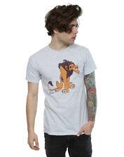 Disney Homme Classic Scar T-Shirt