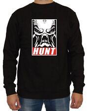 Predator Hunt Sweater Alien Film Kult Monster Horror Science Fiction Fun