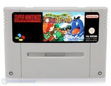 SNES Spiel - Super Mario World 2: Yoshi's Island (DEUTSCH) (Modul)