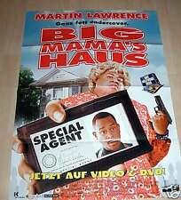Filmposter A1 Neu Big Mama's Haus - Martin Lawrence