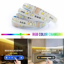 5m LED Strip Light RGB CCT 5050 3528 SMD Flexible Ribbon Stripe tape ribbon 12V