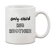 Only Child Big Brother Ceramic Coffee Tea Mug Cup