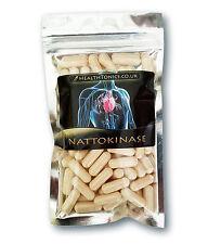 Nattokinase Extract ( 1,750 FU ), 30-90 Vegetarian Capsules, Heart Health