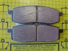 Yamaha 86 1986 YZ250 Front Brake Pads NEW 15Y  YZ 250 Pad Set
