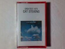 CAT STEVENS Greatest hits mc cassette tape ITALY SIGILLATA