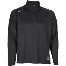 K1X Intimidator Basketball à Manches Longues Tournage Shirt Black