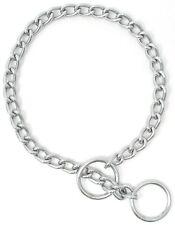Choke Chain Dog Collar, Various Sizes