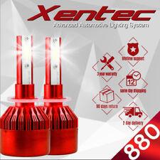 388W 38800Lm 880 881 H27 6000K White Cree Led Fog Driving Light Conversion Kit(Fits: Neon)