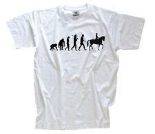 Standard Edition Dressurreiten Reiten Pferdesport Evolution T-Shirt S-XXXL