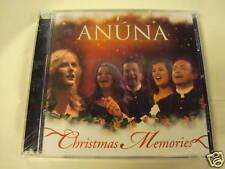 ANUNA Christmas Memories Irish Celtic Border exc CD NIP