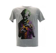 Camiseta Joker Busto Gris