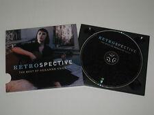 Suzanne Vega / The Best of-retrospective (A&M 22485) CD Album