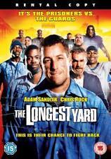 The Longest Yard DVD Nelly, Adam Sandler, James Cromwell, William Fichtner,