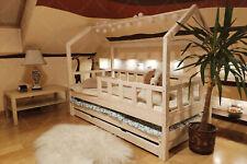 Lit double, Lit cabane, pour enfants,lit d'enfant,lit cabane avec tiroir