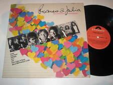 LP/ROMEO & JULIA/DIE SCHÖNSTEN LIEBESLIEDER/AMBROS/STS/MARIA BILL/BILGERI/SF2