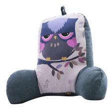 Baoblaze Cute Bird Patten Chair Lumbar Waist Cushion Pillow Car Seat Support