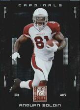 2008 Donruss Elite Football Base Singles (Pick Your Cards)