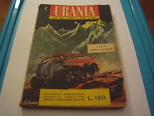 LA RIVISTA DI URANIA N. 10 - ORIGINALE ANNO 1953