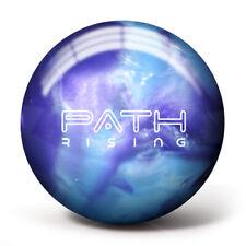 Pyramid Path Rising Pearl Bowling Ball - Purple/Steel Blue