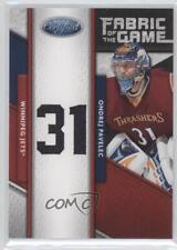 2011-12 Panini Certified #9 Ondrej Pavelec Winnipeg Jets Hockey Card