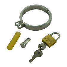 cage de chasteté Chastity device belt chastete ring anneau 38-50mm Neuf new