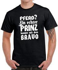 Verdadero príncipe viene con el bravo * reunión tuning sátira t-shirt para Fiat fans
