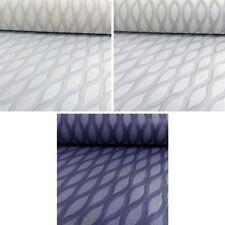 Grandeco Art Deco Stripe Pattern Wallpaper Geometric Glitter Textured